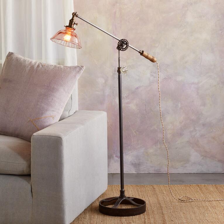 AUBURN FLOOR LAMP