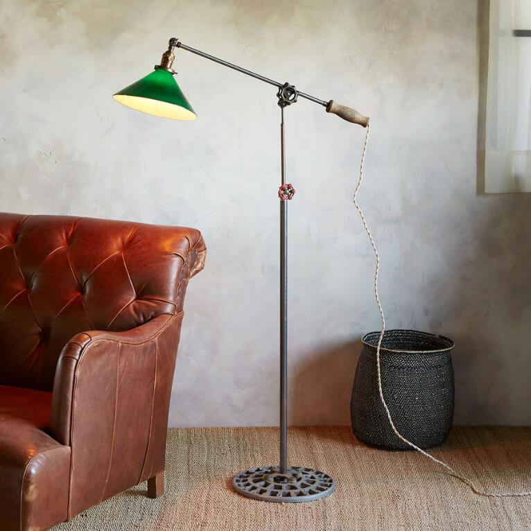 New york floor lamp robert redfords sundance catalog new york floor lamp view 1 aloadofball Images
