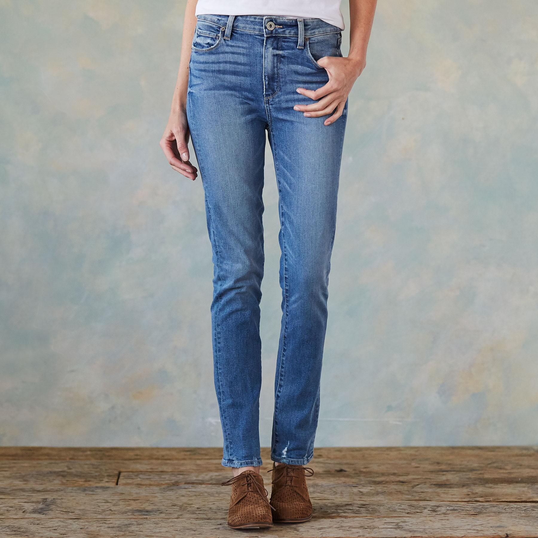 HOXTON ULTRA SKINNY JEANS BY PAIGE: View 1