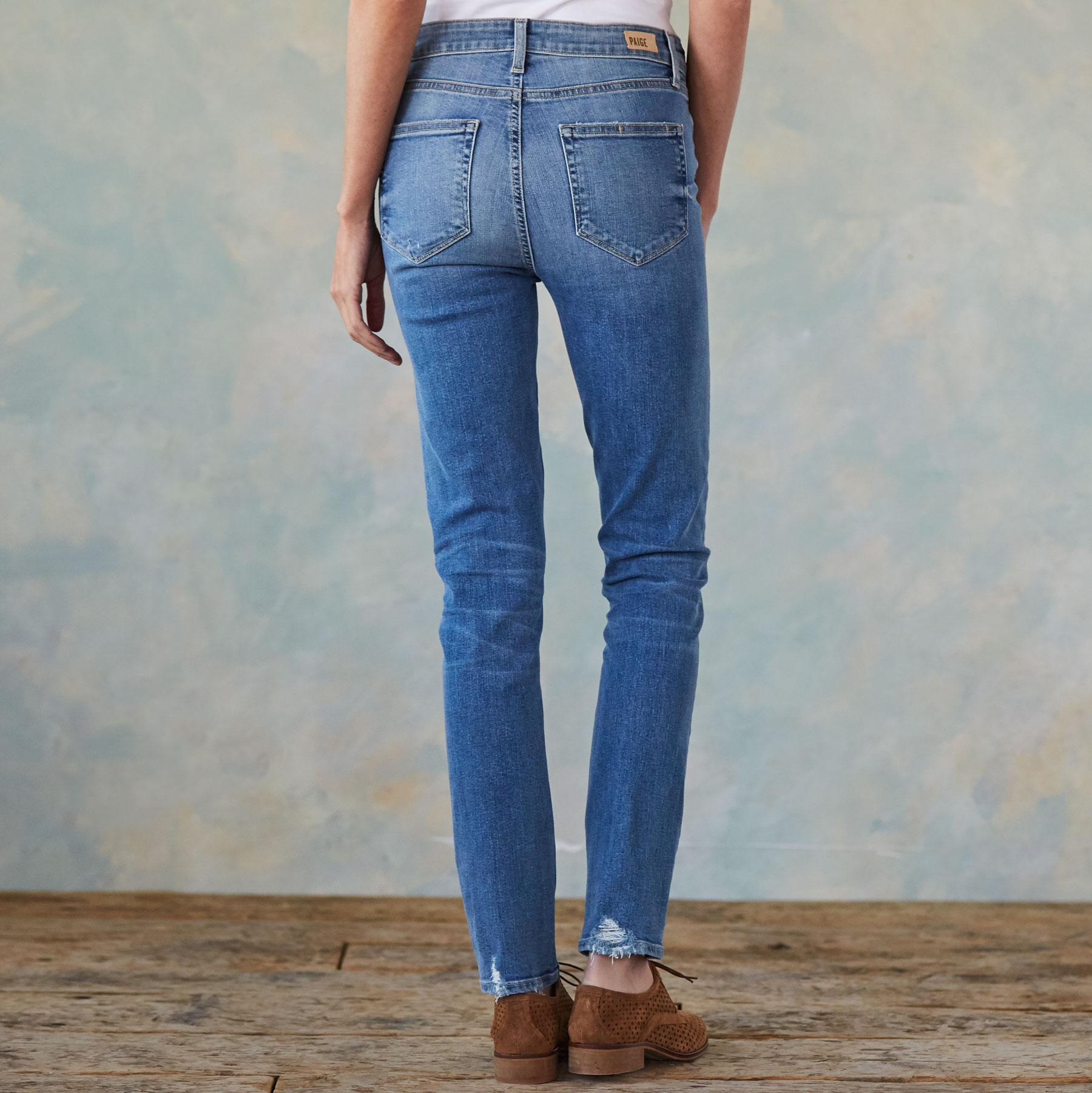HOXTON ULTRA SKINNY JEANS BY PAIGE: View 2