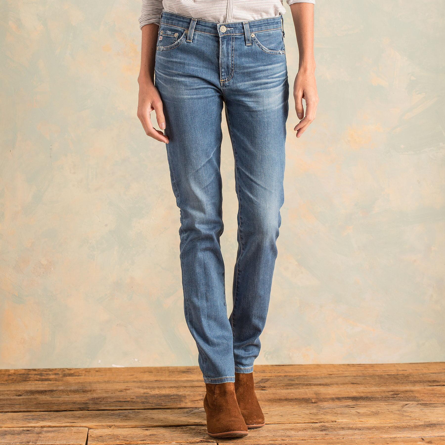 VINTAGE PRIMA JEANS BY A G: View 1
