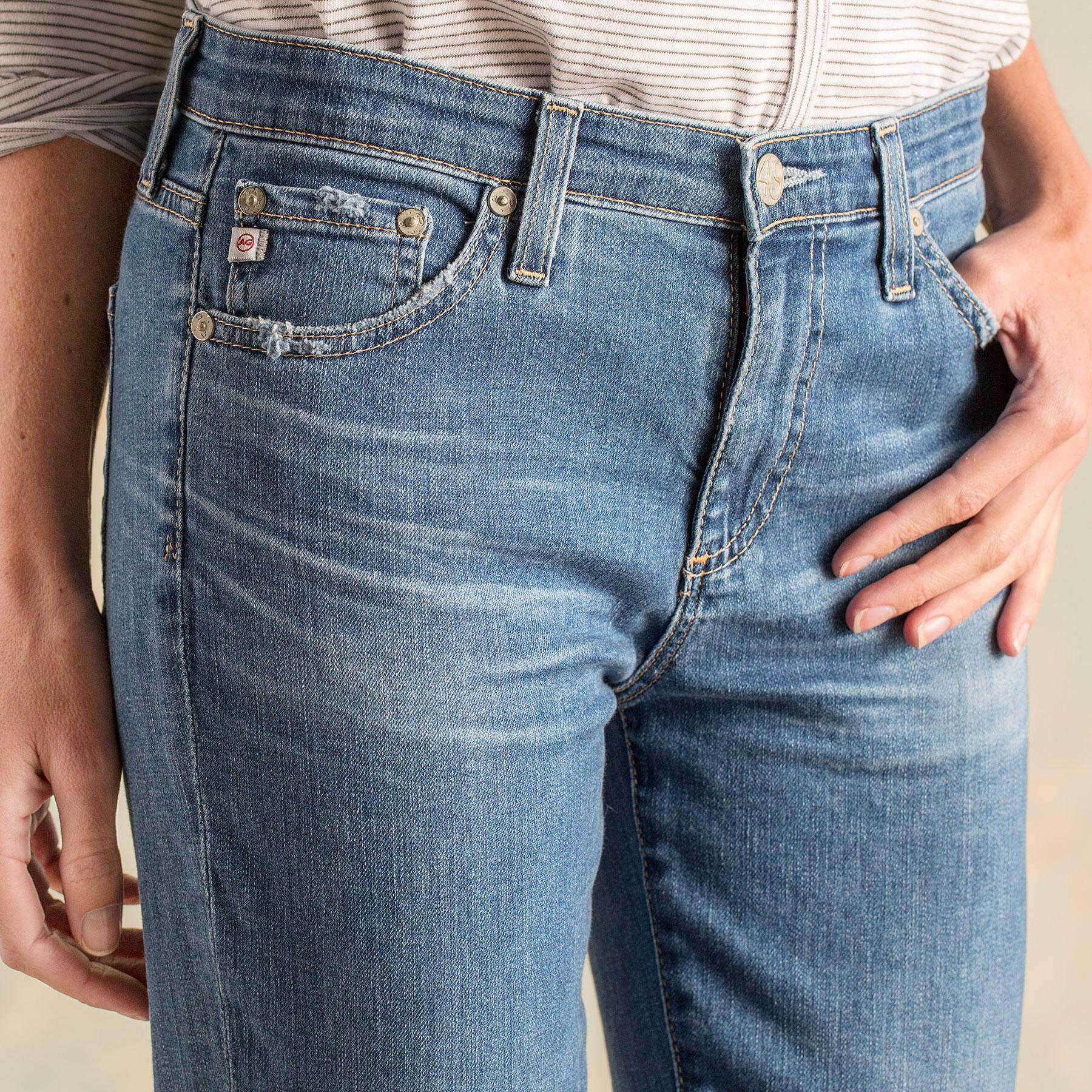 VINTAGE PRIMA JEANS BY A G: View 4