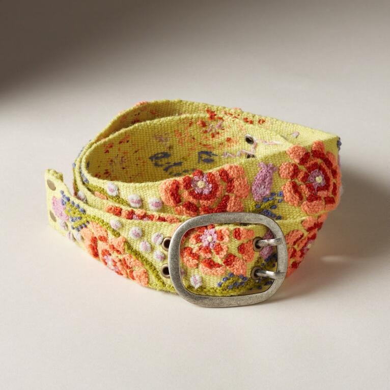ISLAND BLOSSOMS BELT