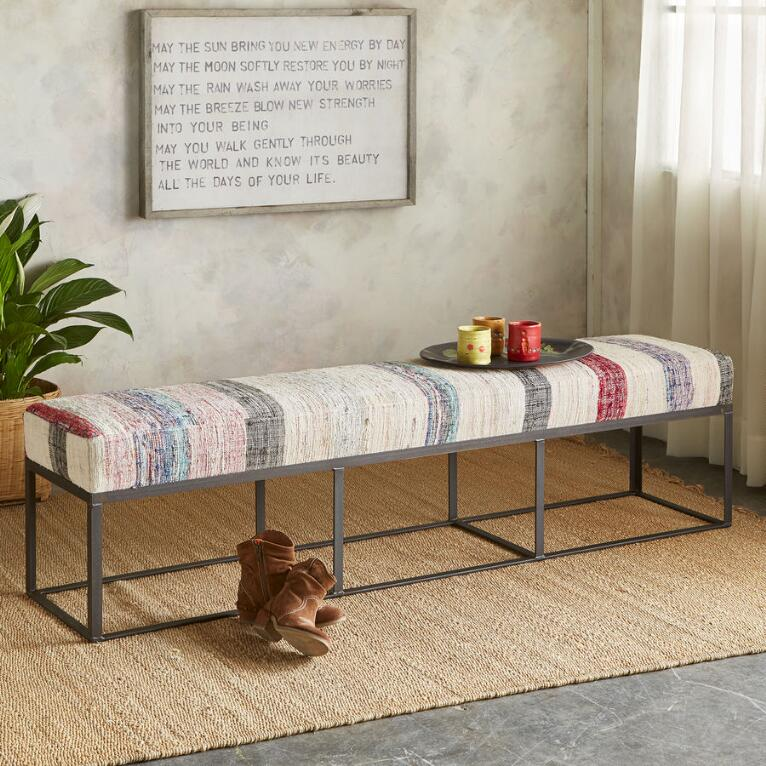 RUNN SWEDISH RUG BENCH