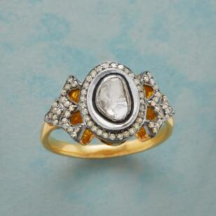MIRROR, MIRROR DIAMOND RING