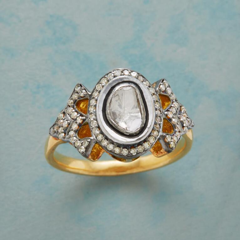 MIRROR, MIRROR DIAMOND RING
