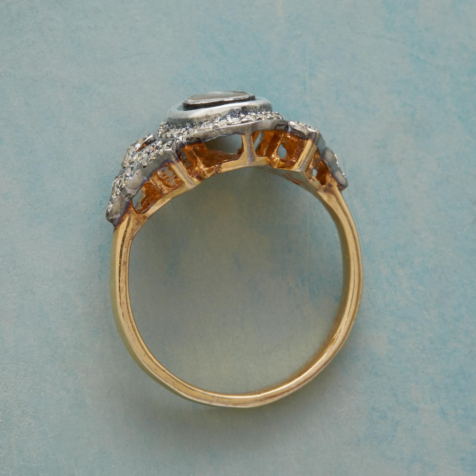MIRROR, MIRROR DIAMOND RING: View 2