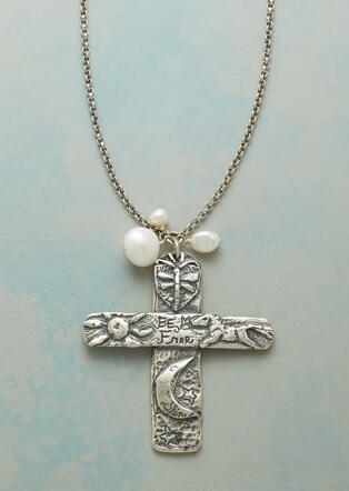 FREE TO BELIEVE NECKLACE
