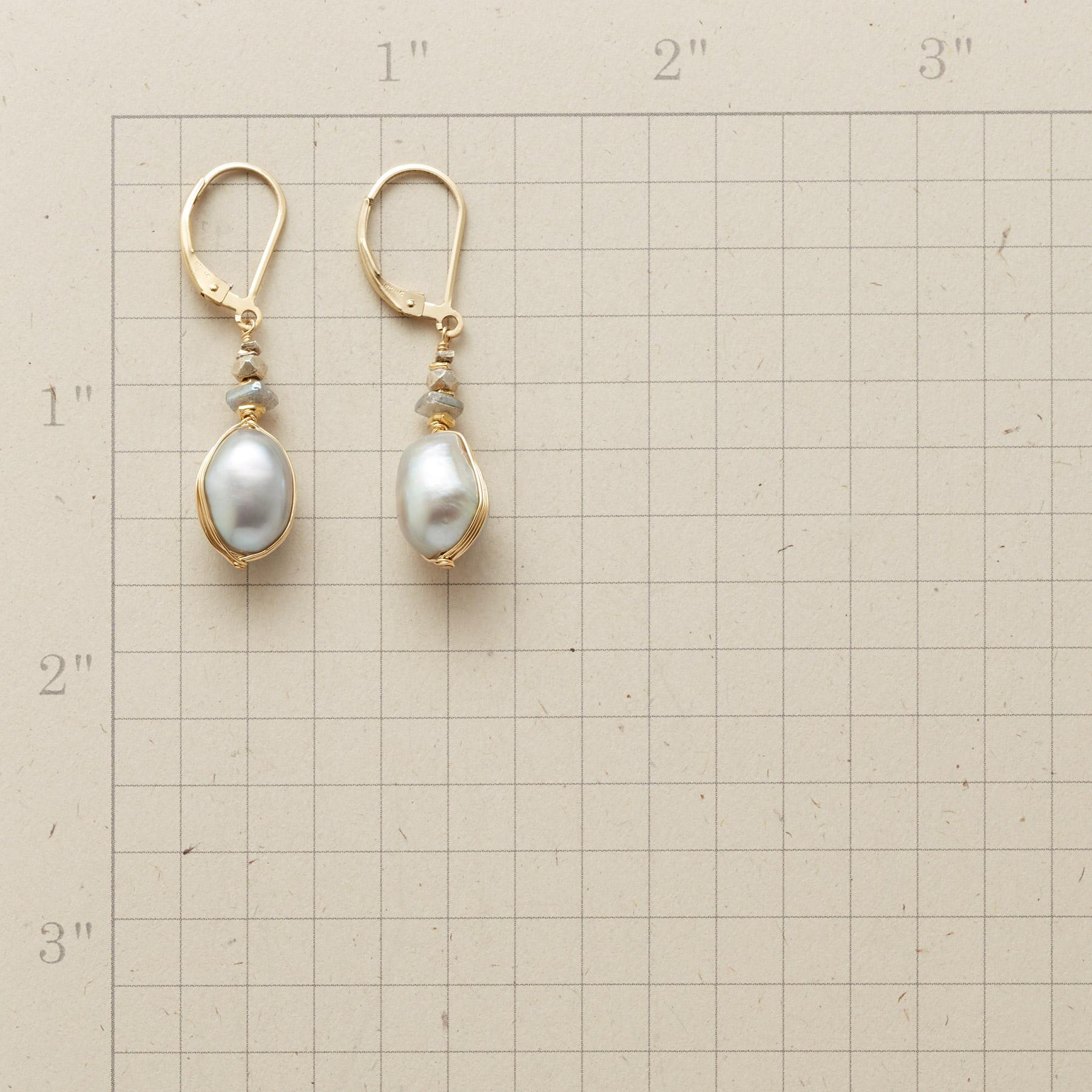 MISTY MOON EARRINGS: View 2