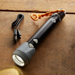 SPARK FLASHLIGHT & LIGHTER