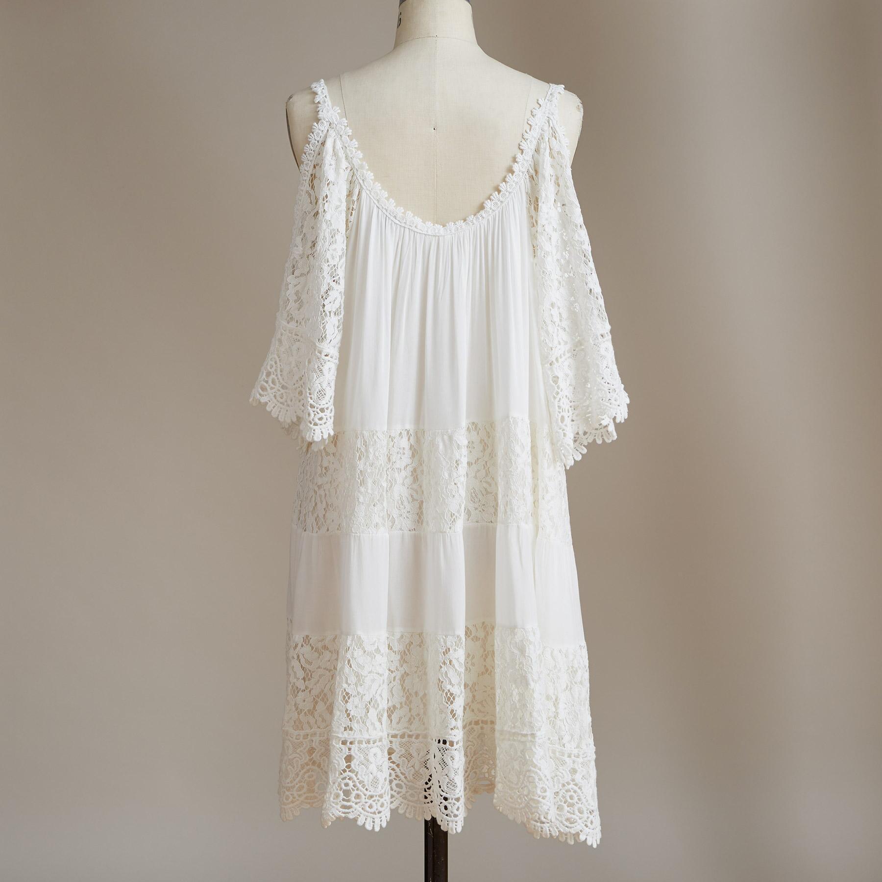 LUNA SONG DRESS: View 2