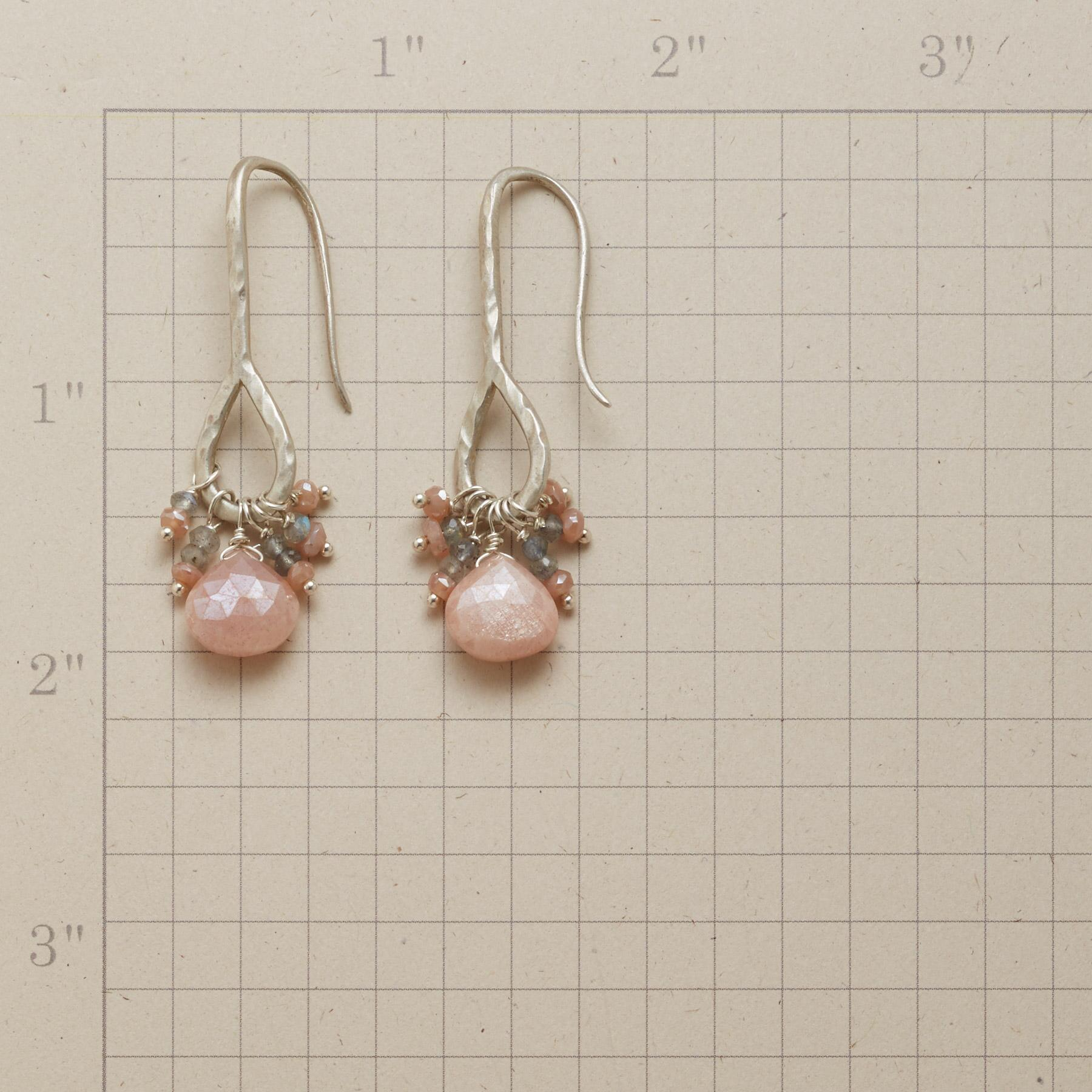 DAWN'S LIGHT EARRINGS: View 2