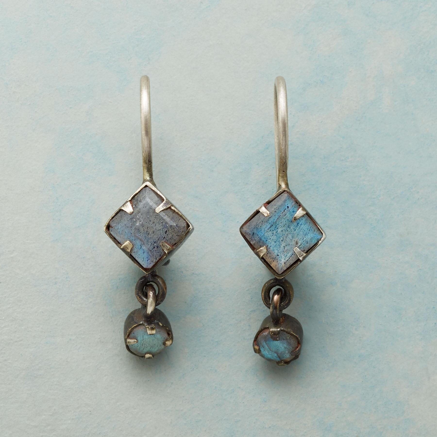 ELEGANT ECHO EARRINGS: View 1