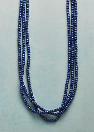 LAND OF LAPIS NECKLACE