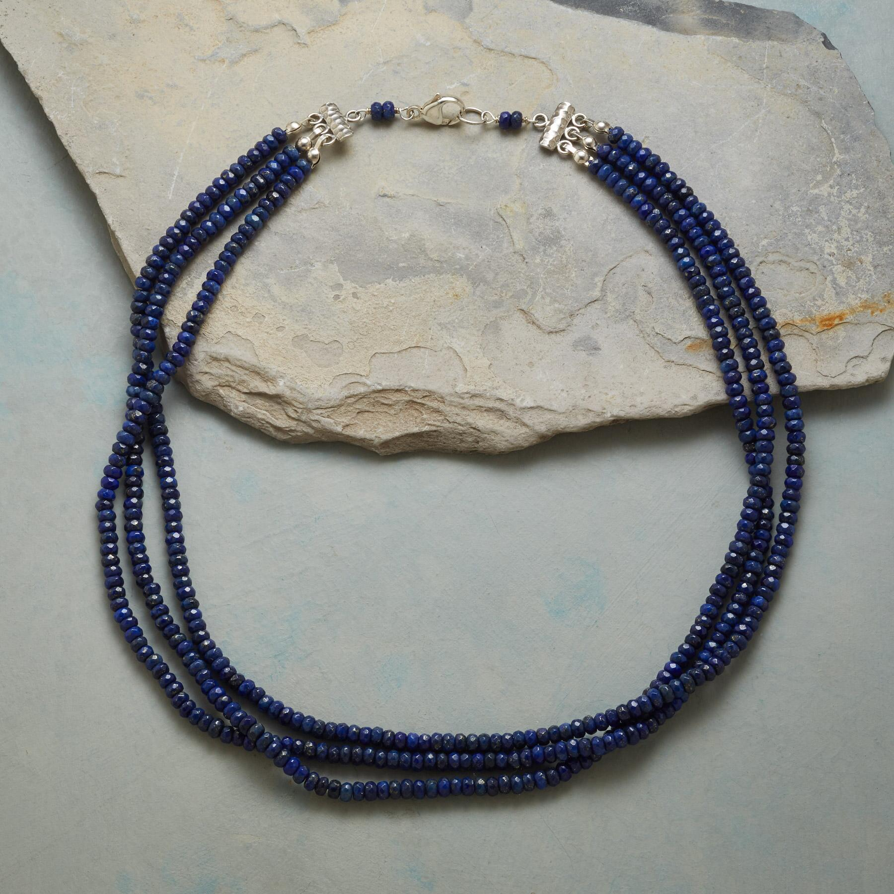 LAND OF LAPIS NECKLACE: View 2