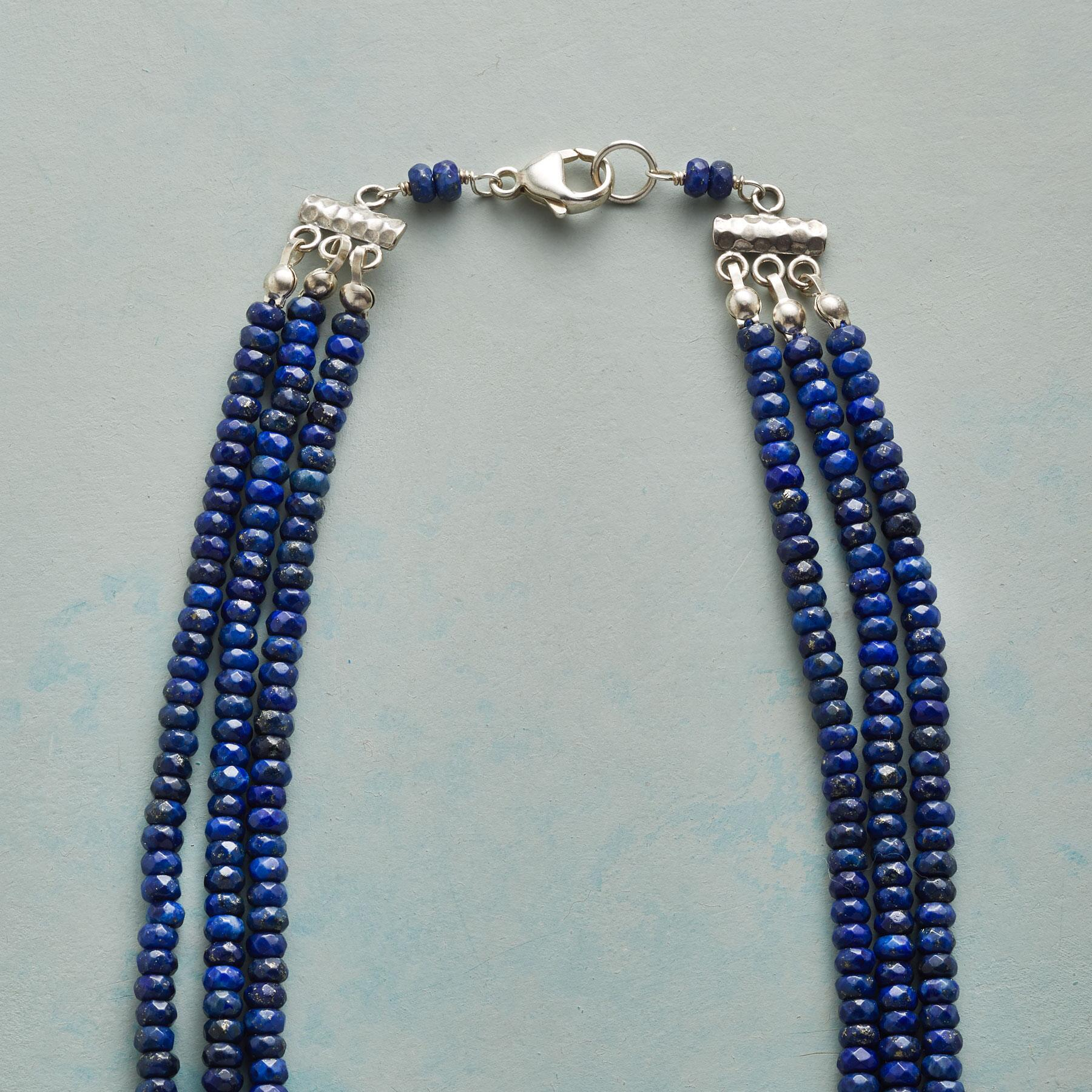 LAND OF LAPIS NECKLACE: View 3