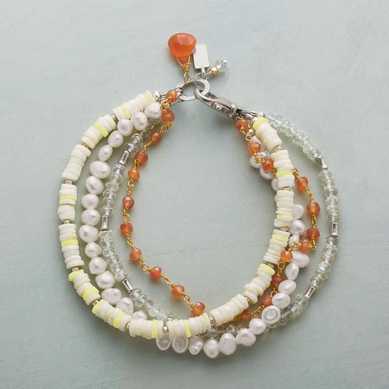 ARCTIC ORANGE BRACELET