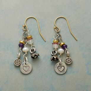 SHOWERED WITH LOVE EARRINGS