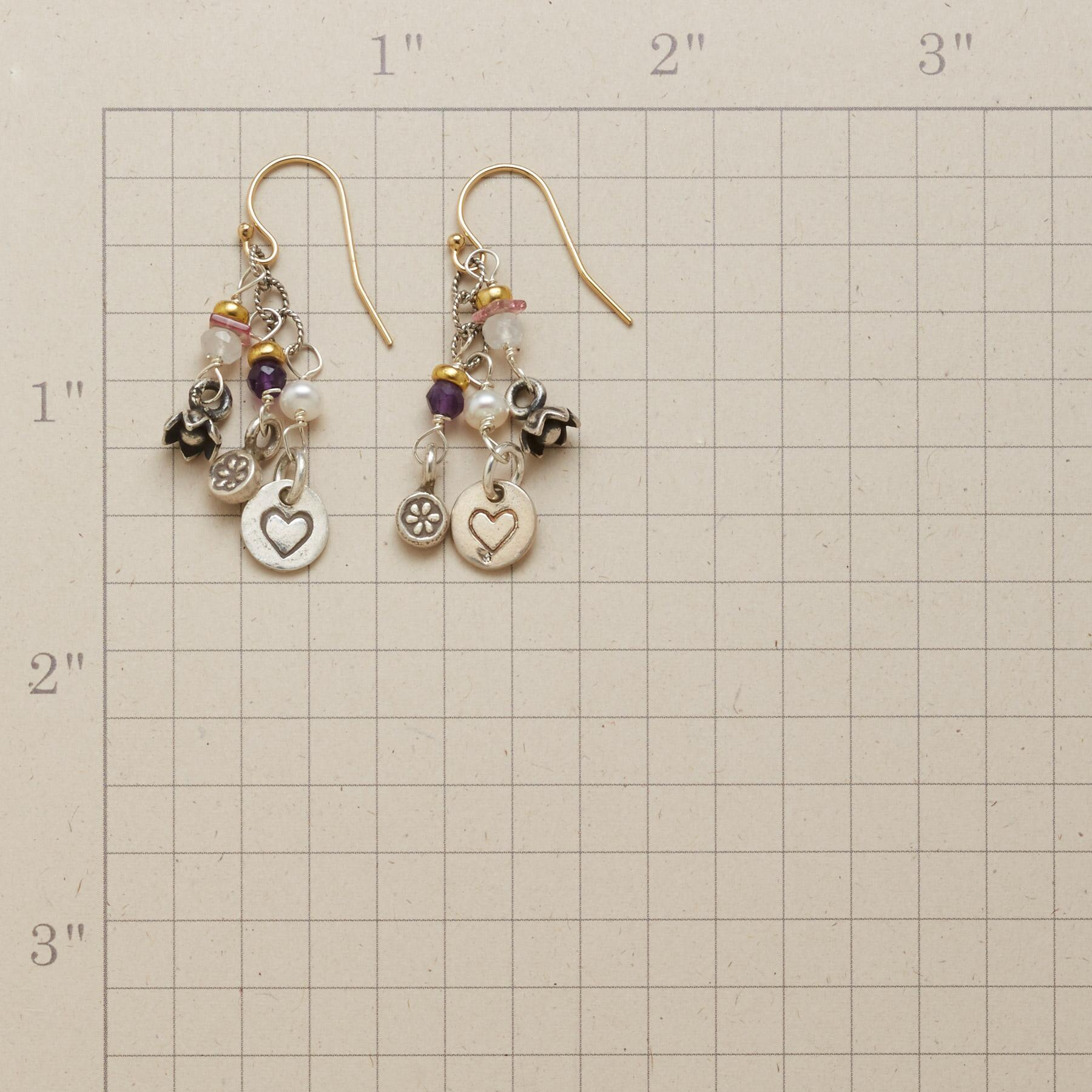 SHOWERED WITH LOVE EARRINGS: View 2