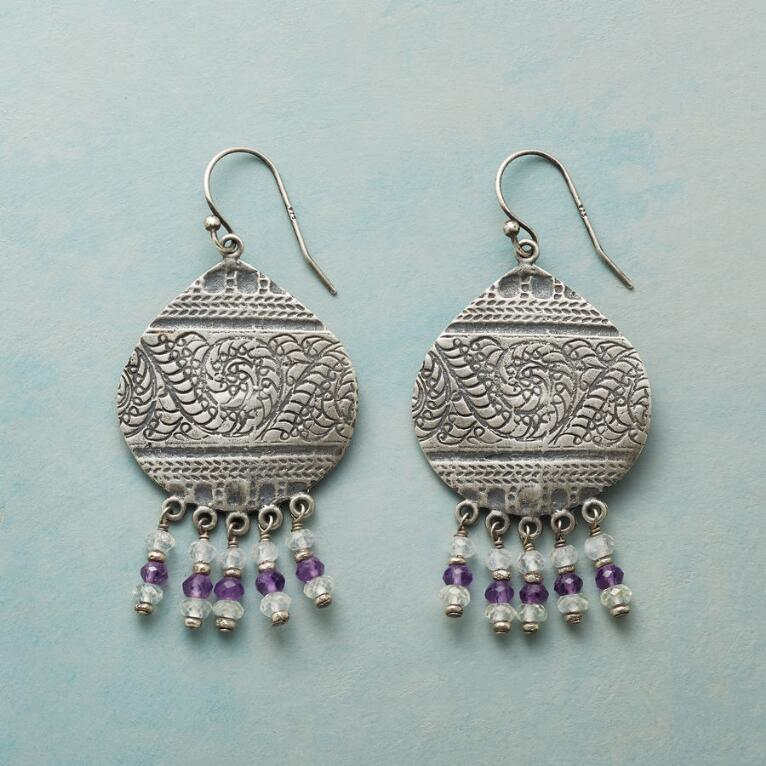 TAPIS EARRINGS