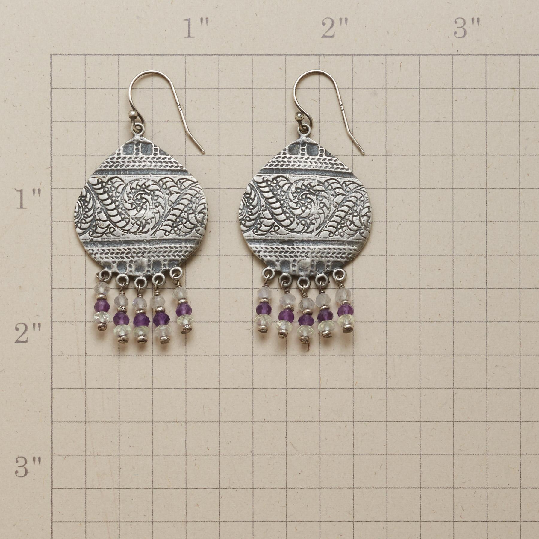 TAPIS EARRINGS: View 2