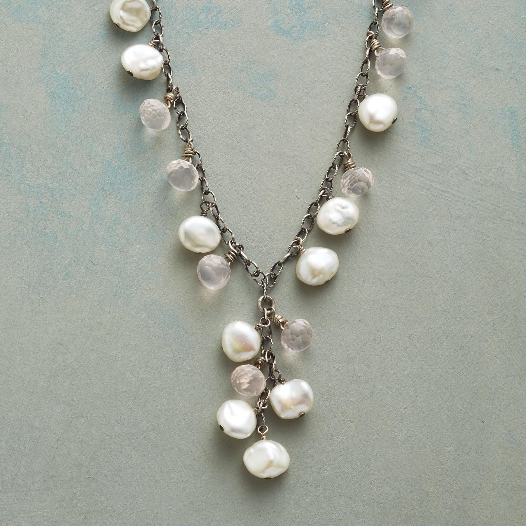 SNOWFLURRY NECKLACE: View 1