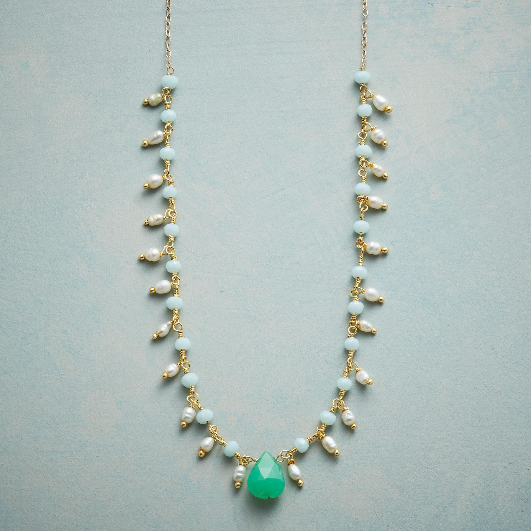 SPRING MEADOW NECKLACE: View 1