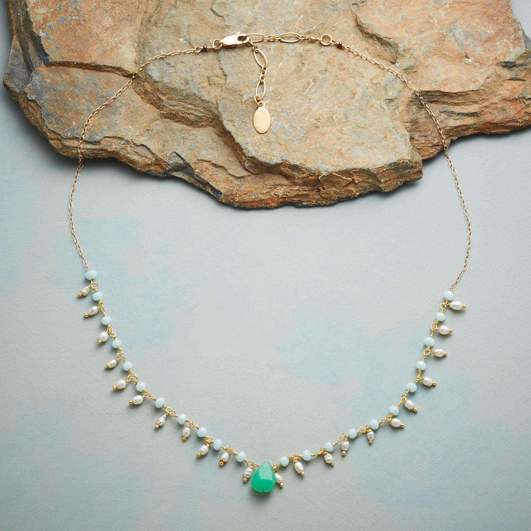 SPRING MEADOW NECKLACE: View 2