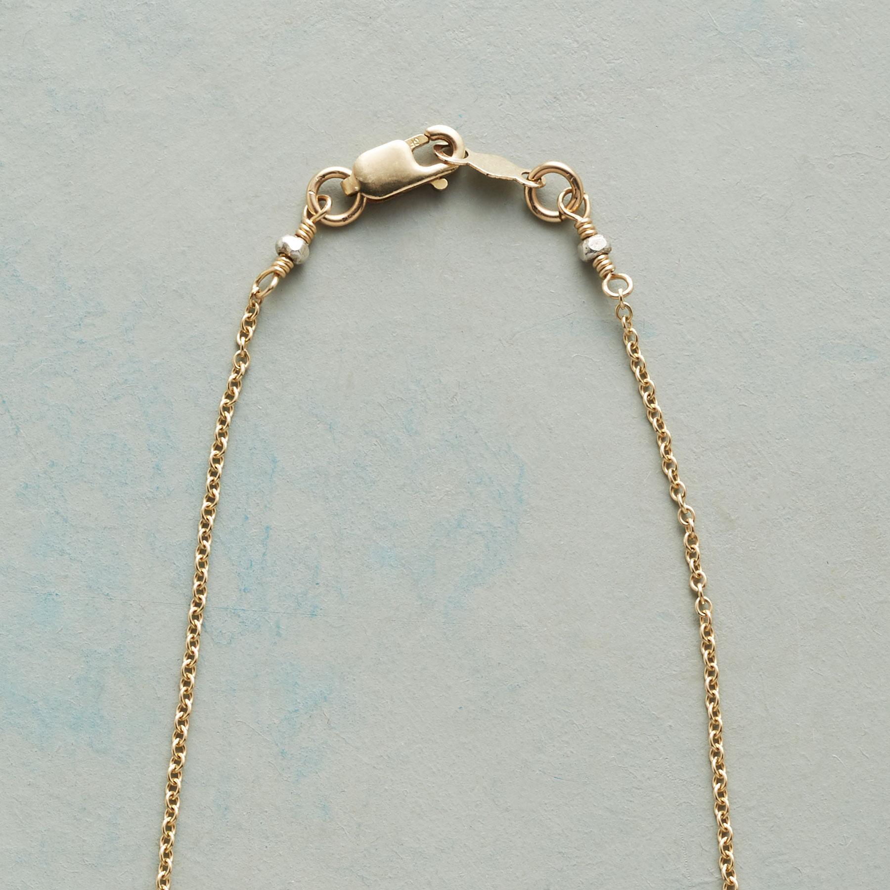 WOVEN INGOT NECKLACE: View 3