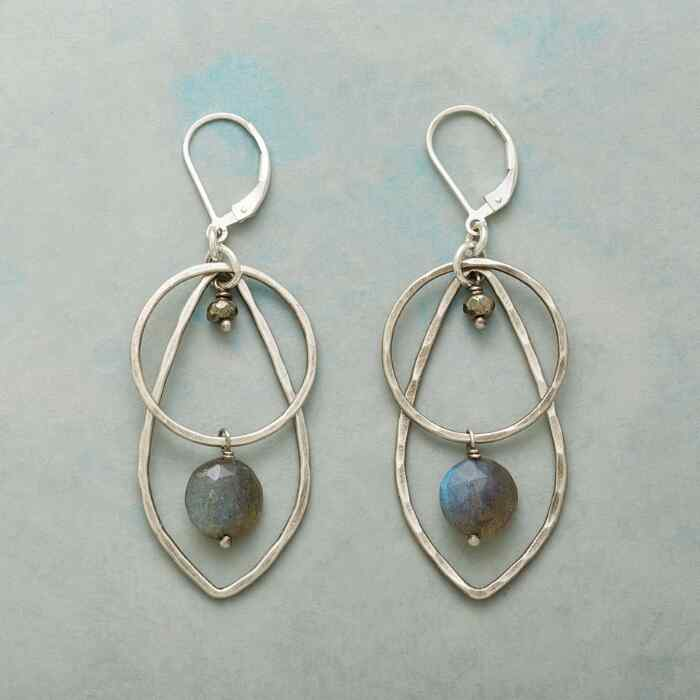 VIEW OF THE STORM EARRINGS