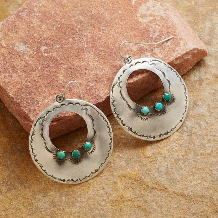 ESCALANTE HOOP EARRINGS