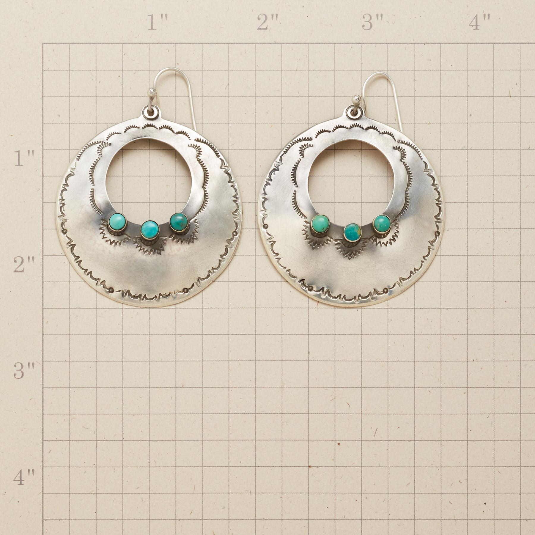 ESCALANTE HOOP EARRINGS: View 2