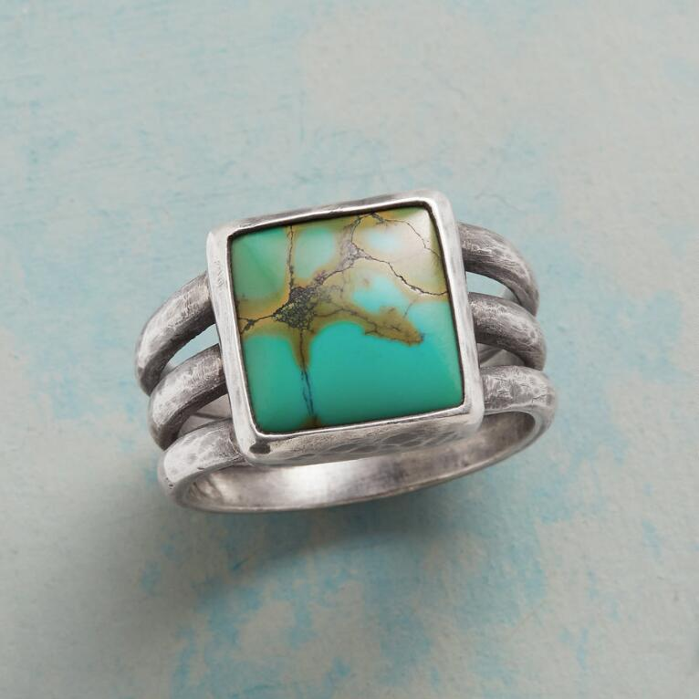 FLAGSTAFF TURQUOISE RING