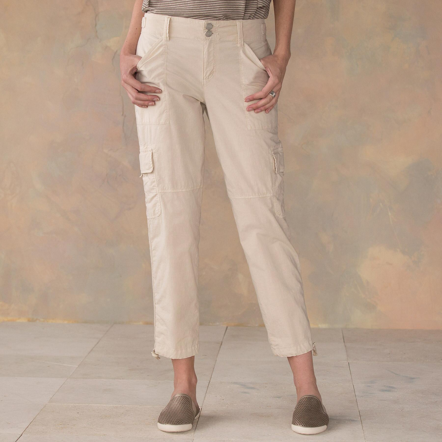 TERRAIN CROP PANTS: View 1