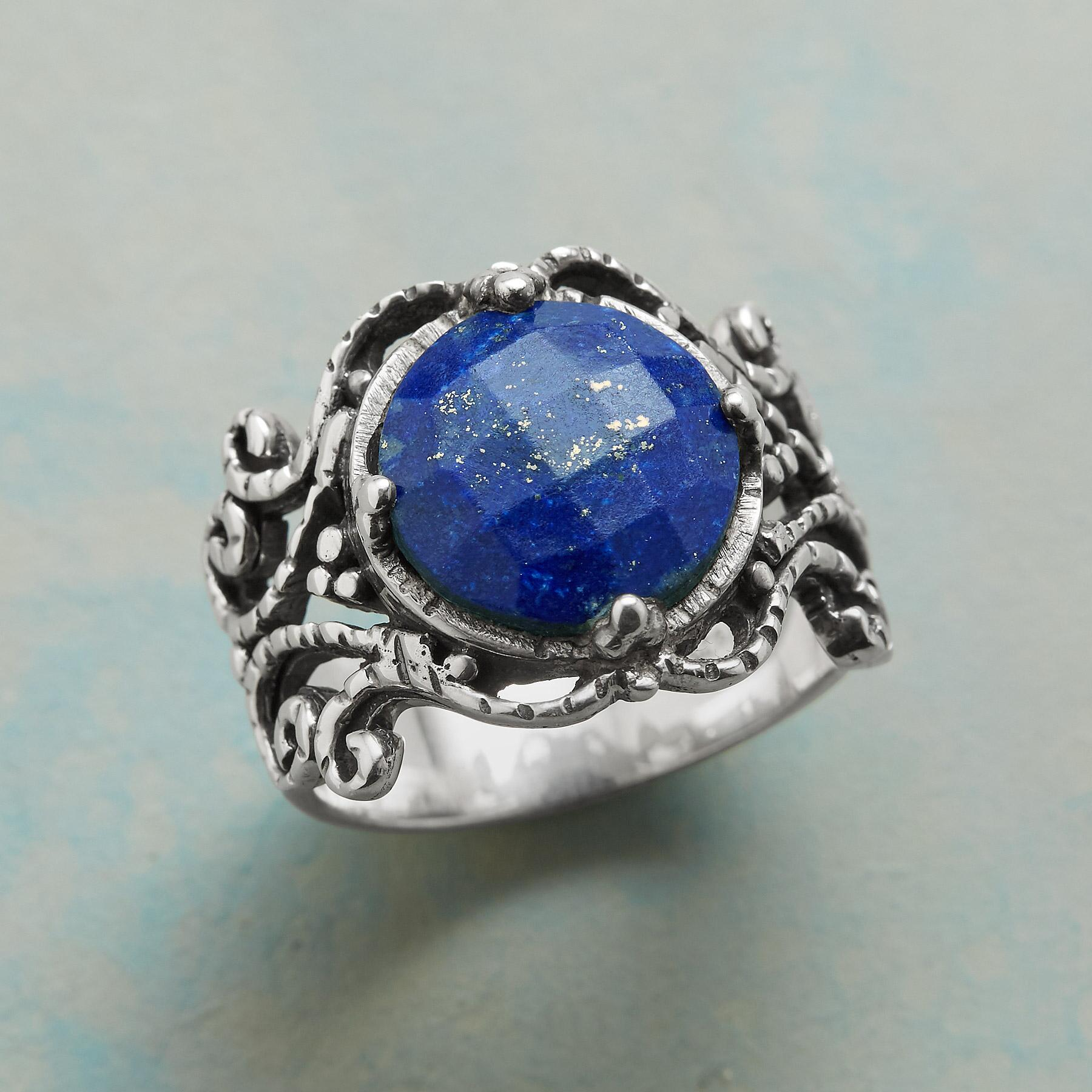 COUNTRY PALACE RING: View 1