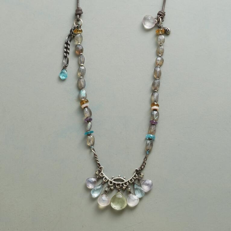 MISTY RAINBOW NECKLACE