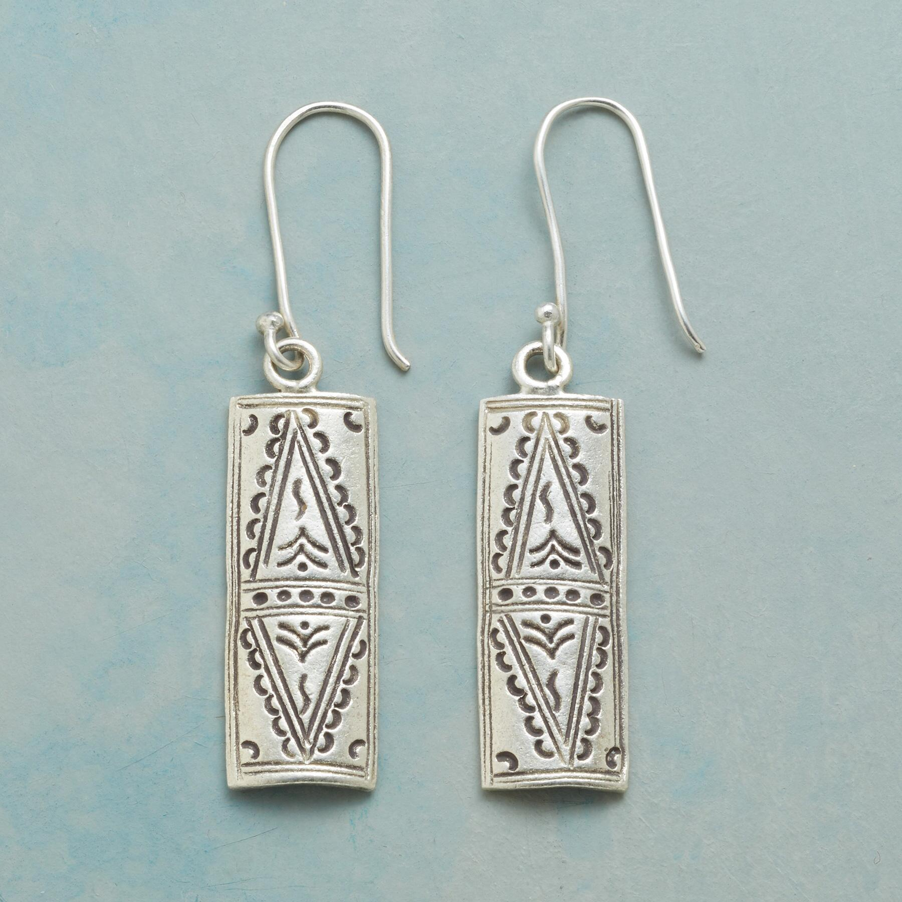 MAYA EARRINGS: View 1