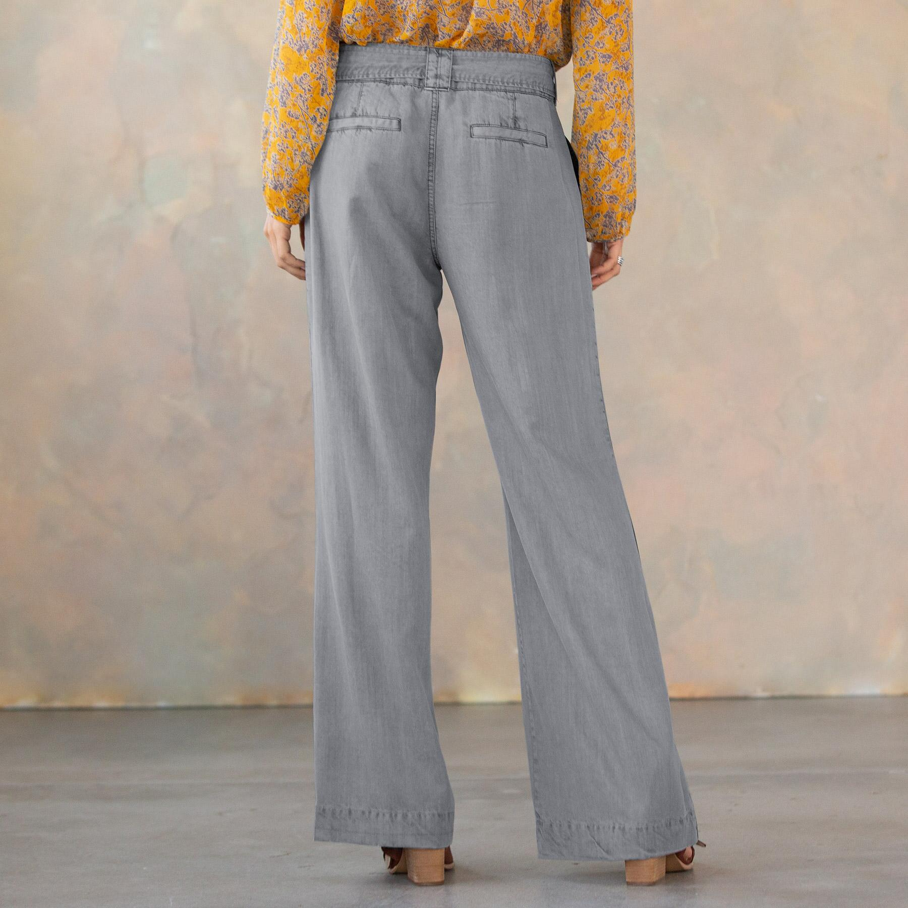 EVERYDAY ELEGANCE TROUSERS: View 2