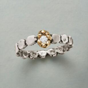 BLOOMING DIAMOND RING
