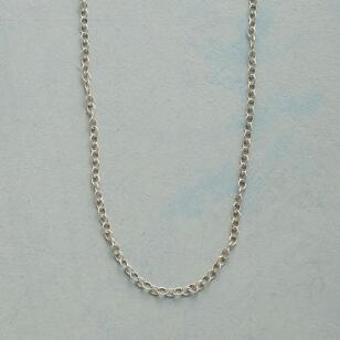 STERLING SILVER BE CHARMED CHAIN