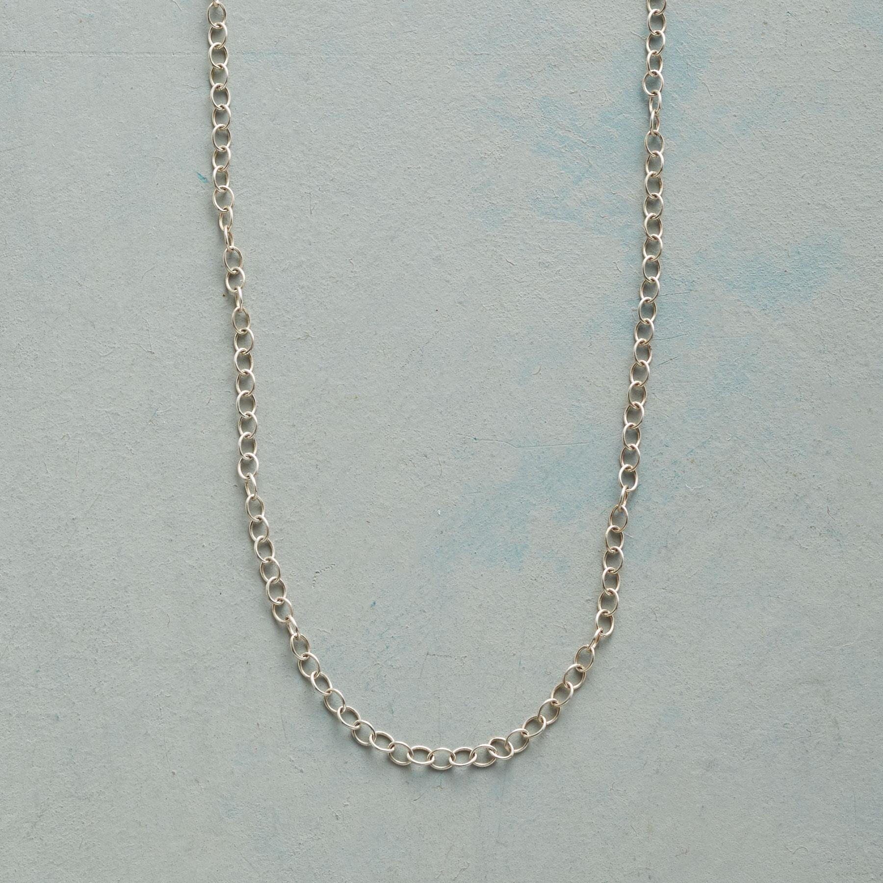 STERLING SILVER BE CHARMED CHAIN: View 1