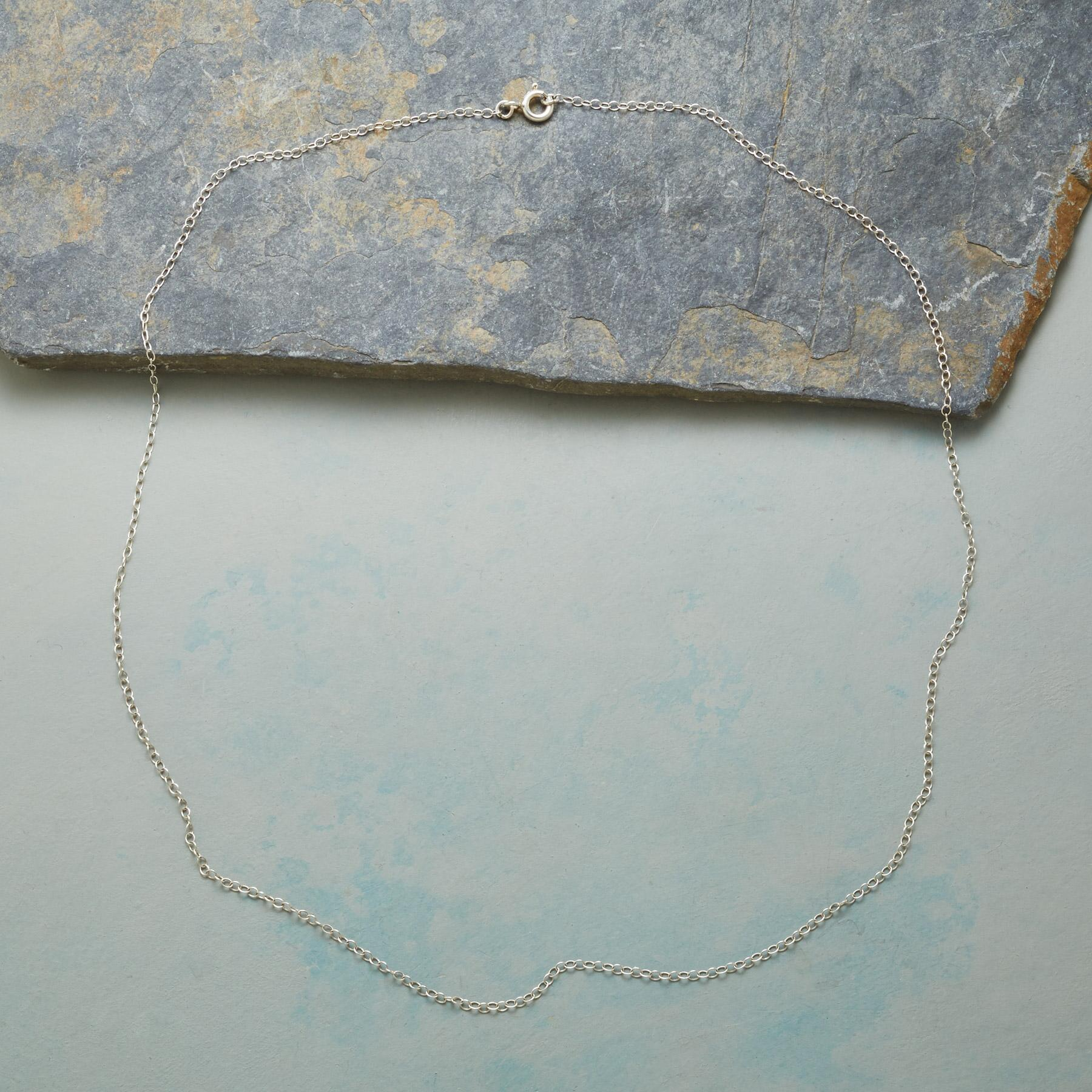 STERLING SILVER BE CHARMED CHAIN: View 2