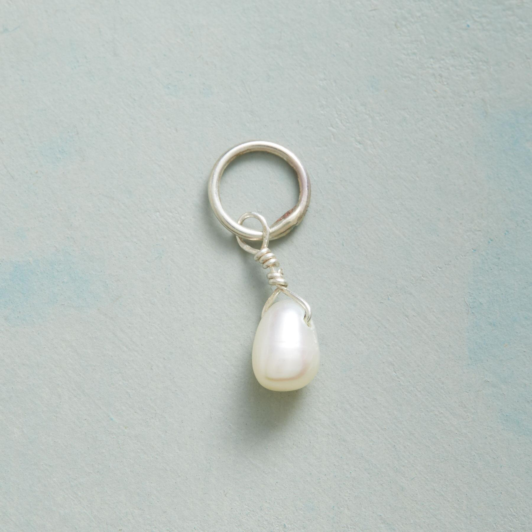 STERLING SILVER SMALL WONDER BIRTHSTONE CHARMS: View 1