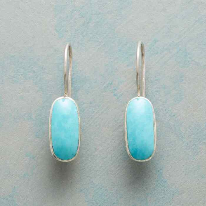SWAYED BY TURQUOISE EARRINGS