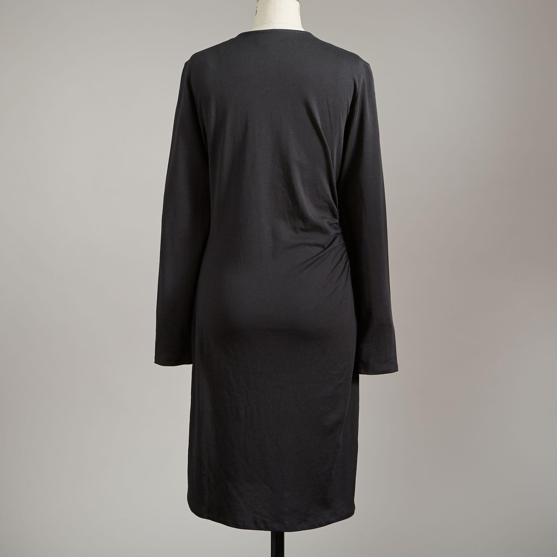 CLASSIC TWIST DRESS: View 2