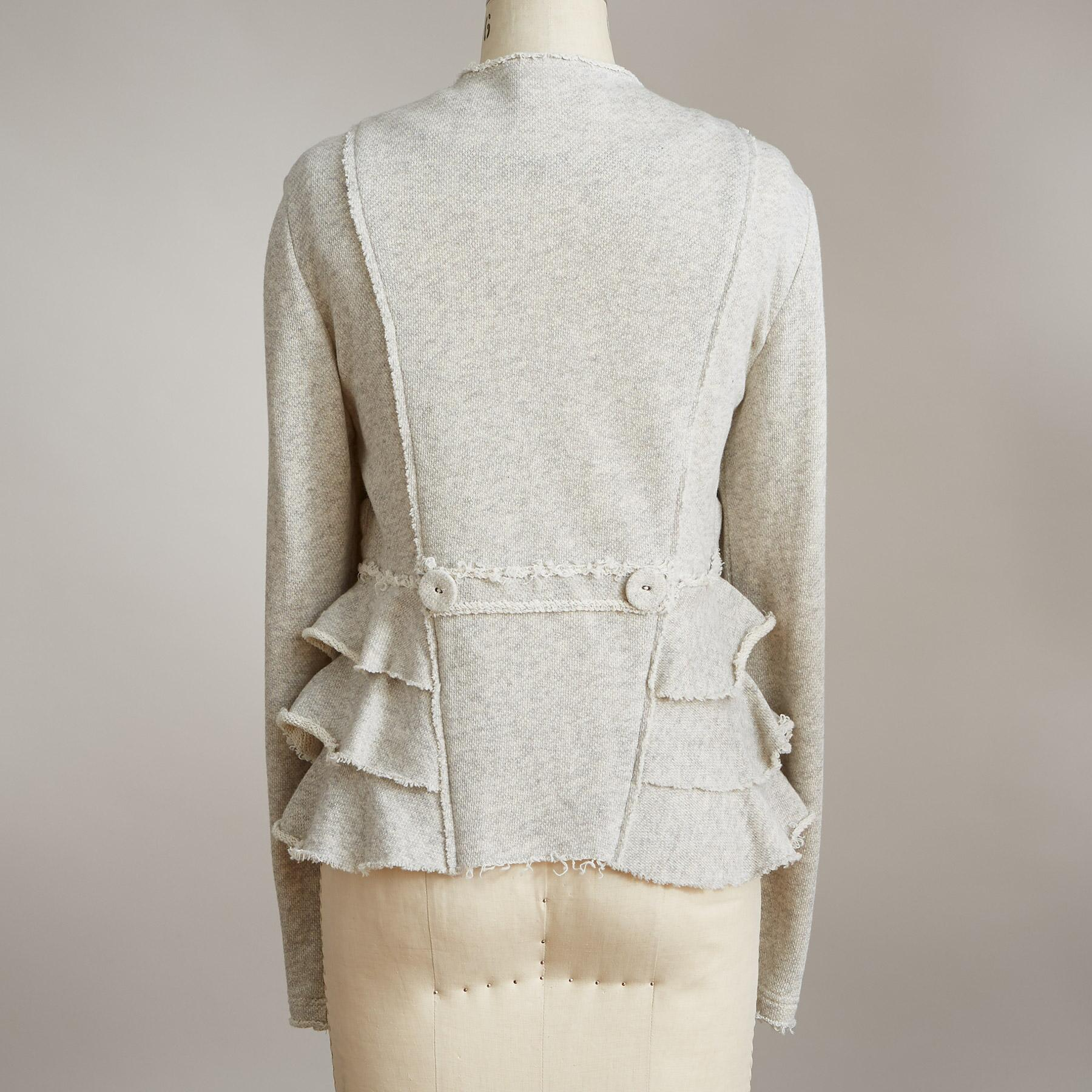 RUFFLED JOY JACKET: View 4