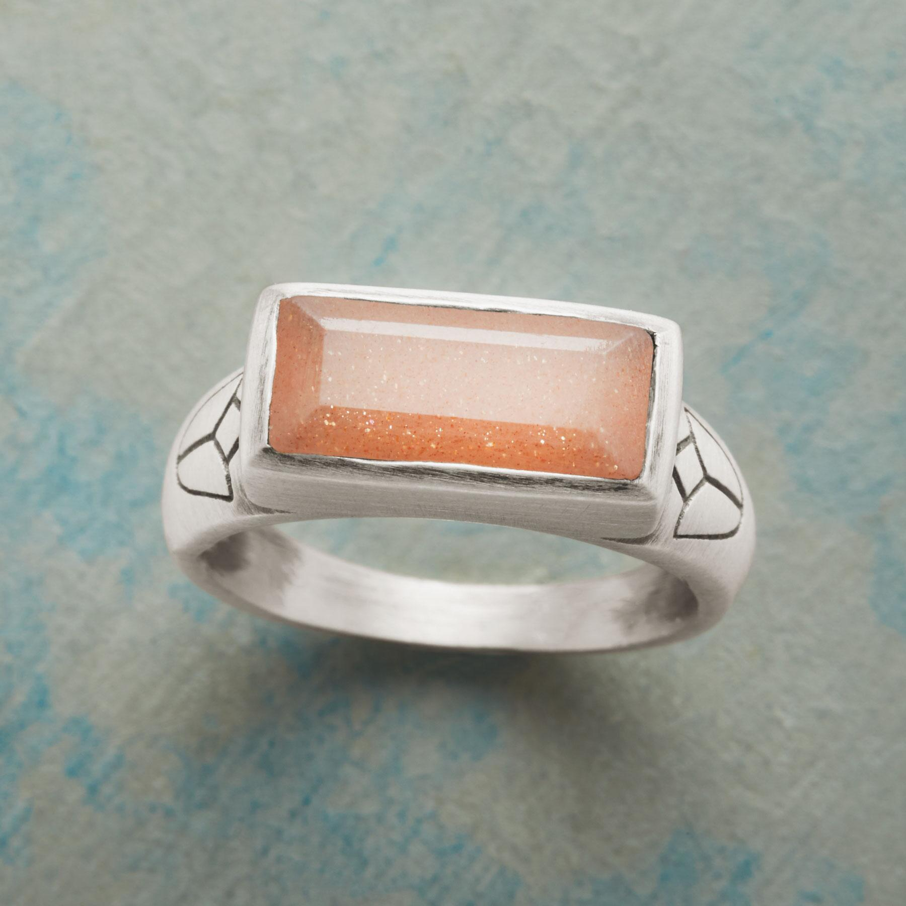 PEACH OFFERING RING: View 1