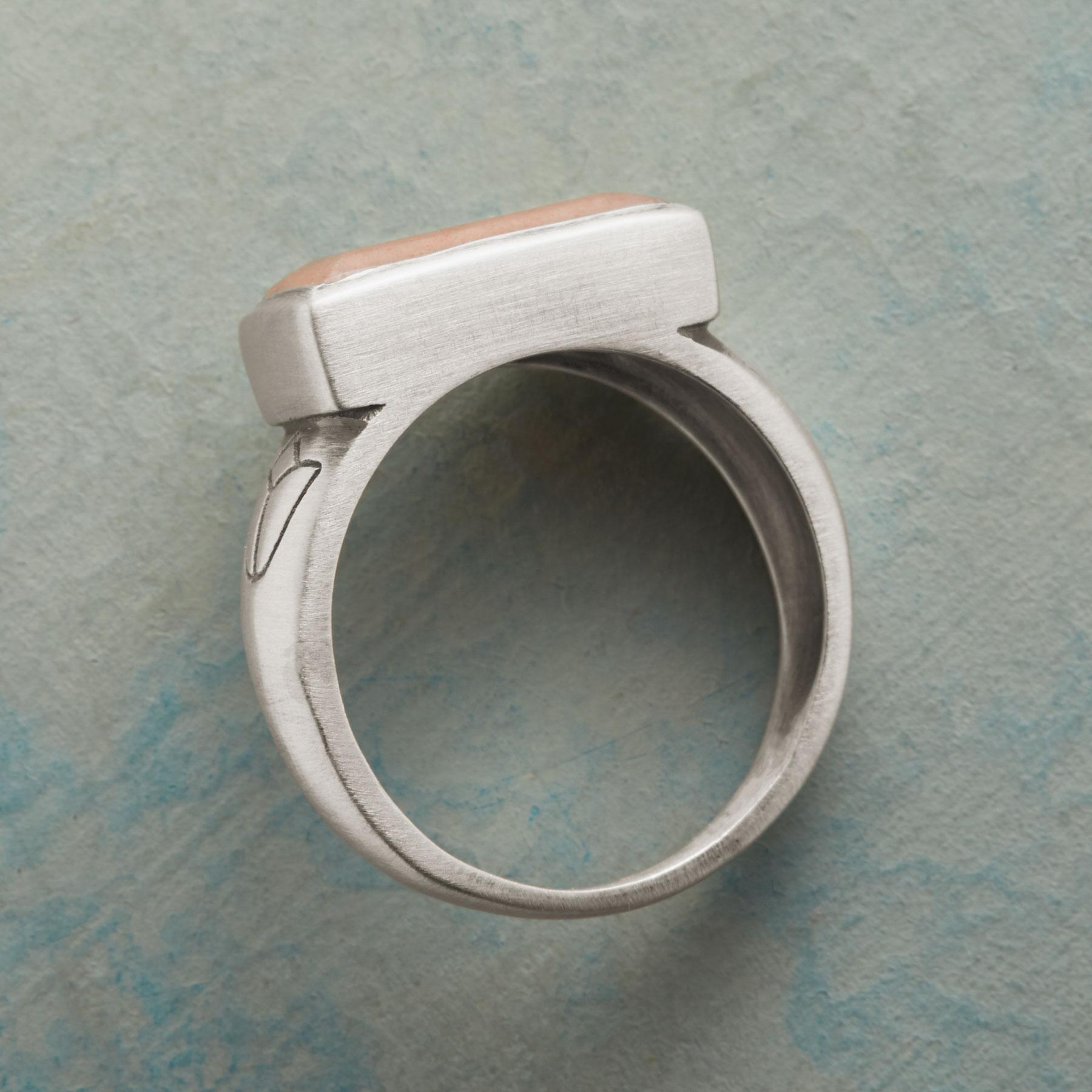 PEACH OFFERING RING: View 2