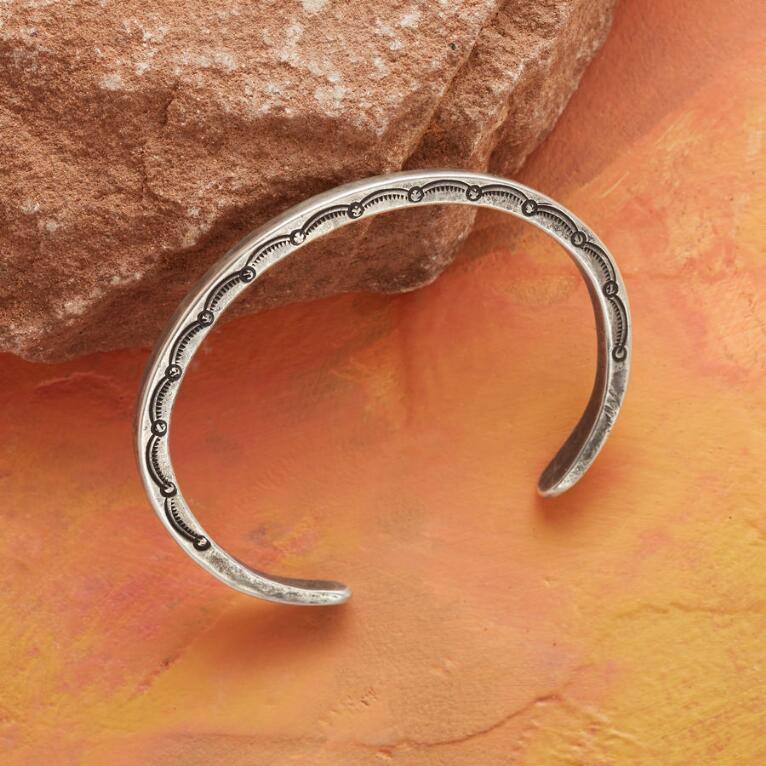 NEW DIMENSION STERLING CUFF