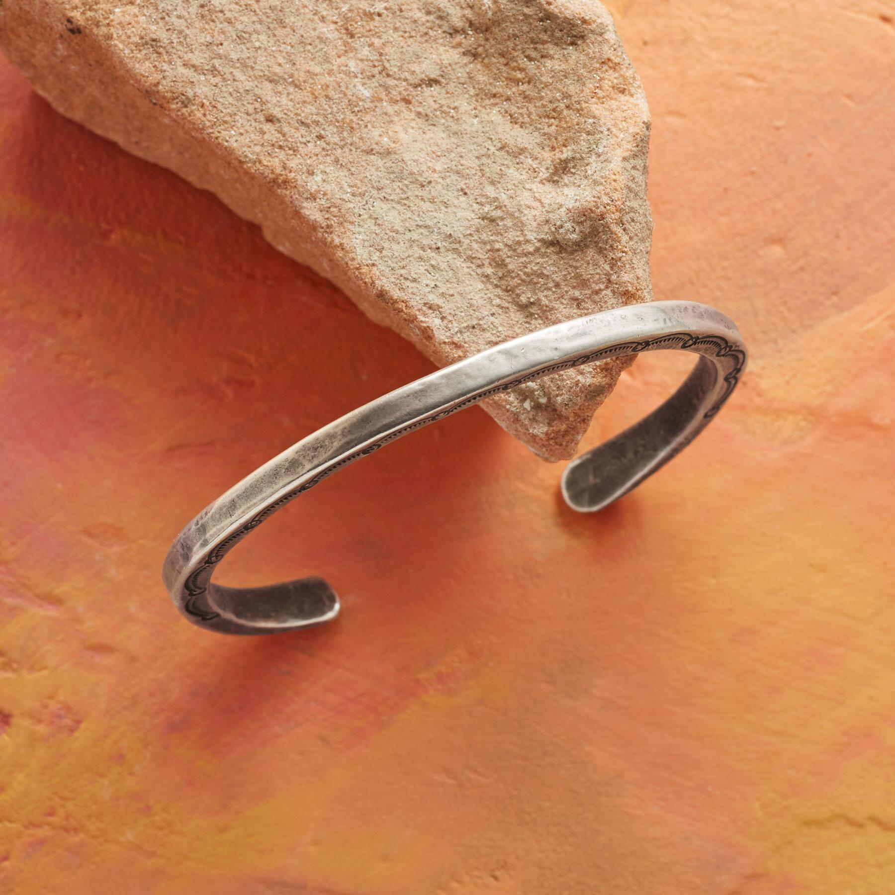 NEW DIMENSION STERLING CUFF: View 2